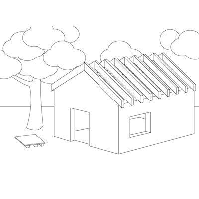 Malvorlagen - bunter Spaß für kleiner Künstler. - Dachdeckerei und ...
